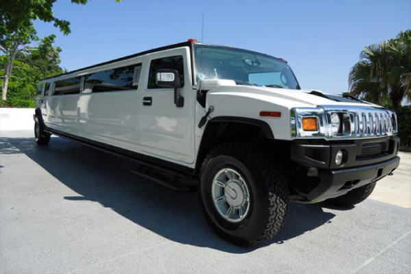 14 Person Hummer Dallas Limo Rental