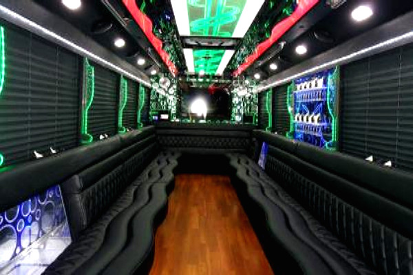 20 Person Party Bus 1 Dallas