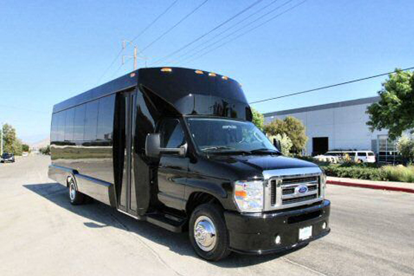 20 Person Party Bus Dallas