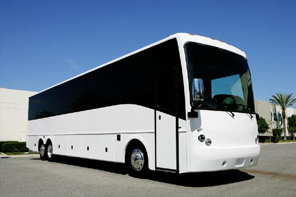 50 Person Charter Bus Service Dallas