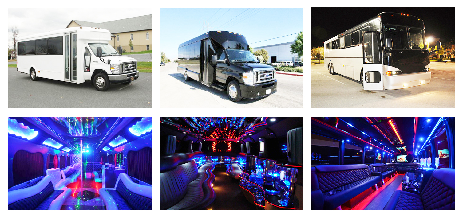 Party Buses Dallas 2