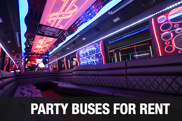 Party Bus Dallas 2