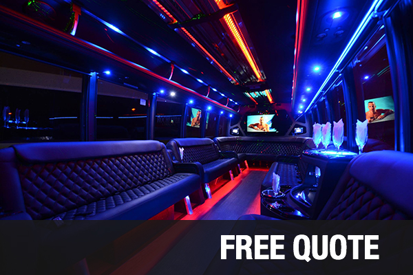 Party Buses For Rental Dallas